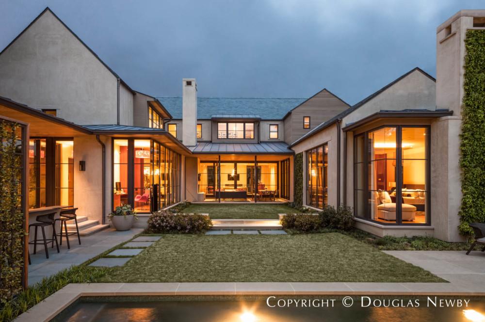 Highland Park Contemporary Home