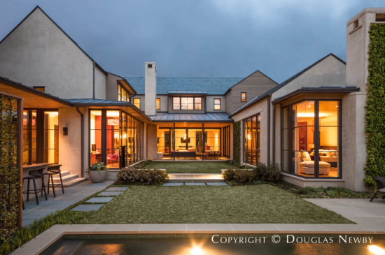 Highland Park Contemporary Home