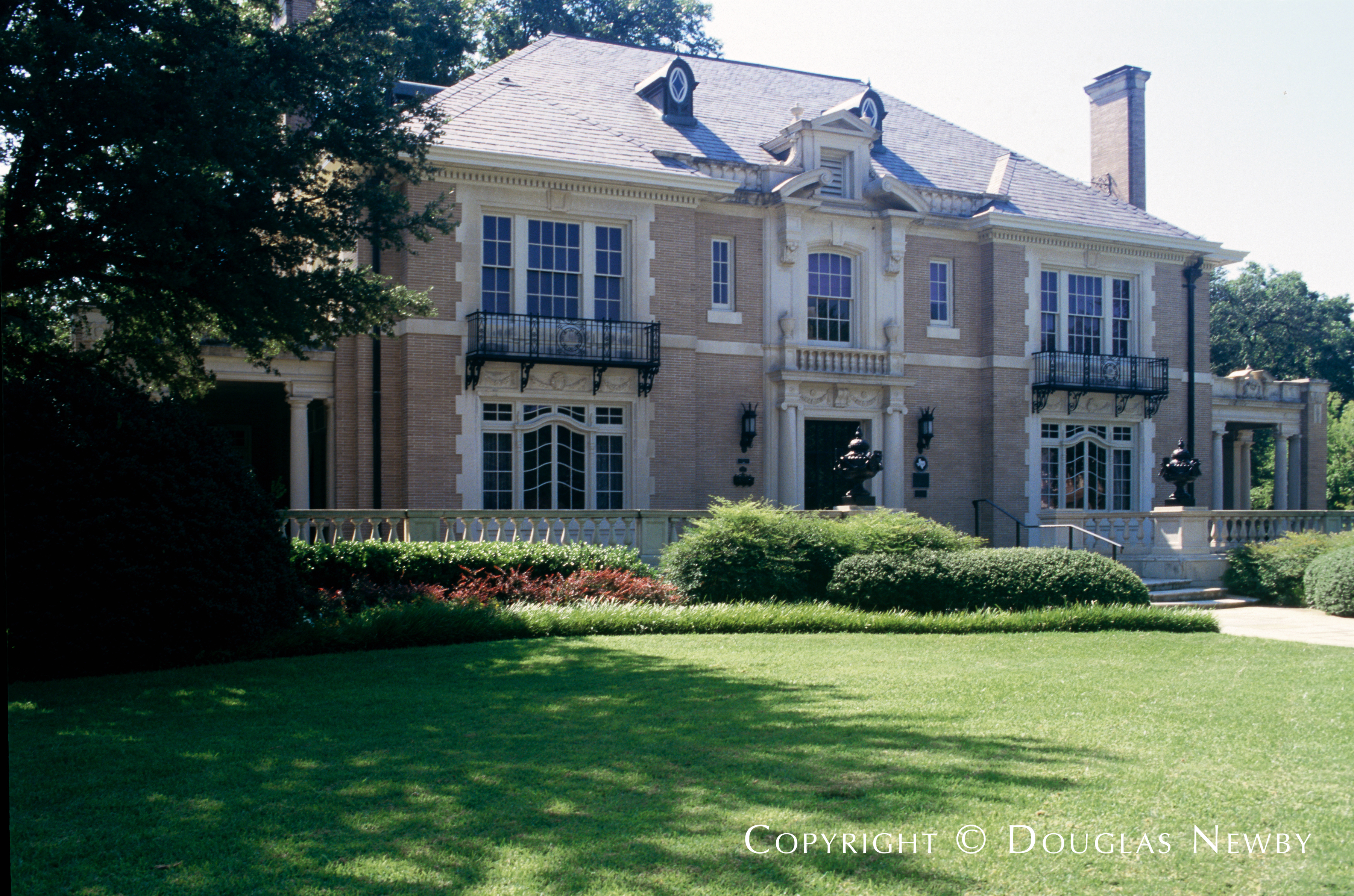 Architect Henry B. Thomson Designed Home in Munger Place and Swiss Avenue