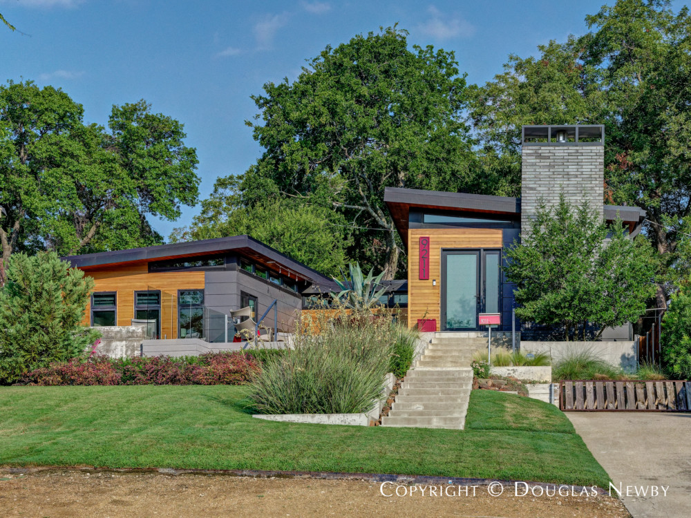 White Rock Lake Modern Home for Sale