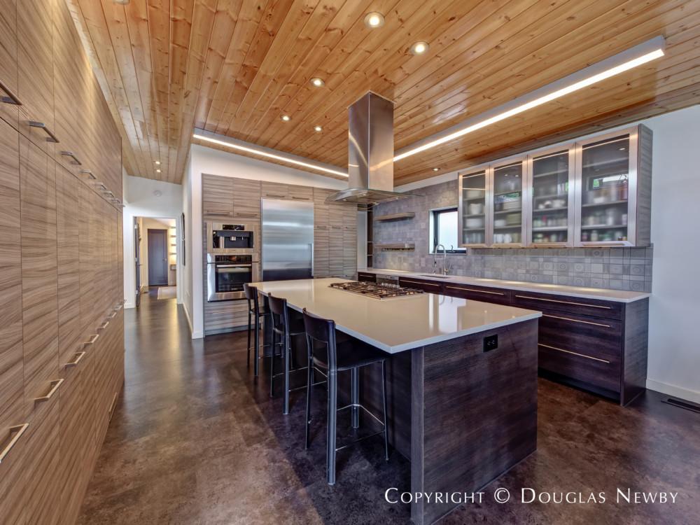 White Rock Lake Modern Home for Sale
