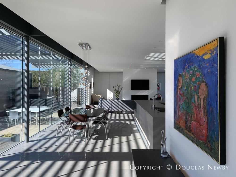 Joshua Nimmo-Designed Modern Home Personifies Urban Reserve