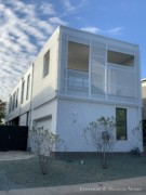 Architect Bang Dang of Far+Dang Architects Designed this Urban Reserve Modern Home at 27 Vanguard Way
