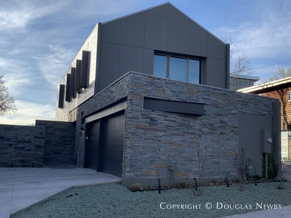 Mark Domiteaux Architect-Designed Modern Home