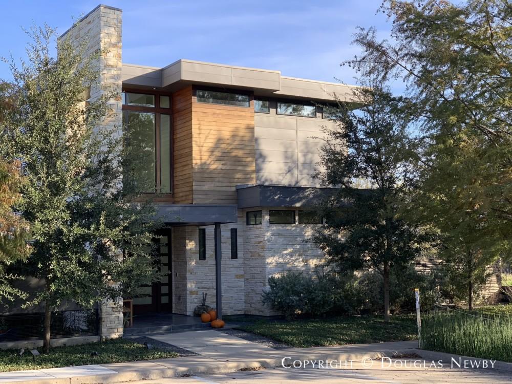 Architect Joshua Nimmo Designed Contemporary Home
