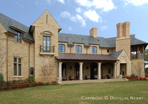 Residence Designed by Architect Greg Wyatt - 4109 West Lawther Drive