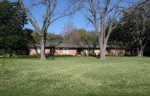 Estate Home in White Rock Lake - 3755 West Lawther Drive