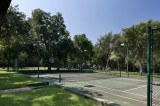 Tennis Court on Land Between White Rock Lake Home and Fisher Road
