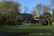 Estate Home Designed by Architect Steve Chambers - 4331 West Lawther Drive