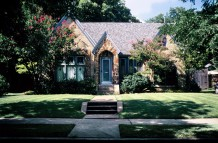 Significant Tudor Cottage Home in East Dallas - 5427 Morningside Avenue