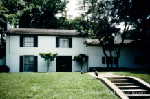 Residence Designed by Architect O&#039;Neil Ford - 6342 Mercedes Avenue