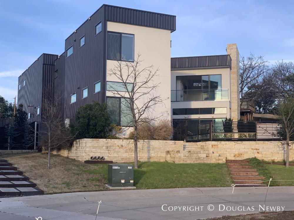 Architect Jonathan Delcambre Contemporary Home