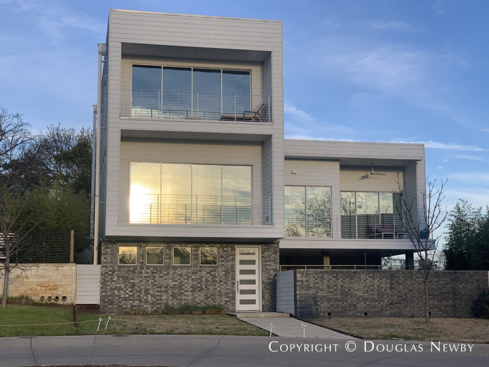Contemporary Residence GFF Architects