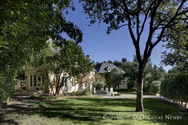 Second Section of Old Highland Park Original Home