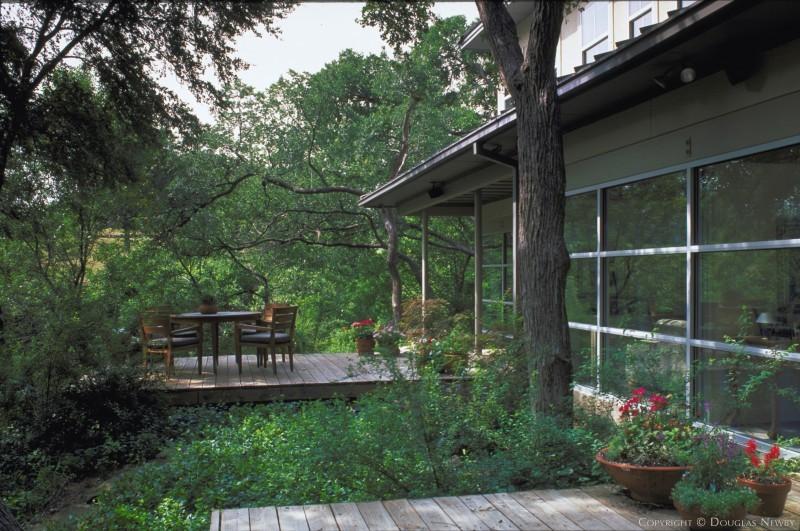 Architect Robert James Designed Home