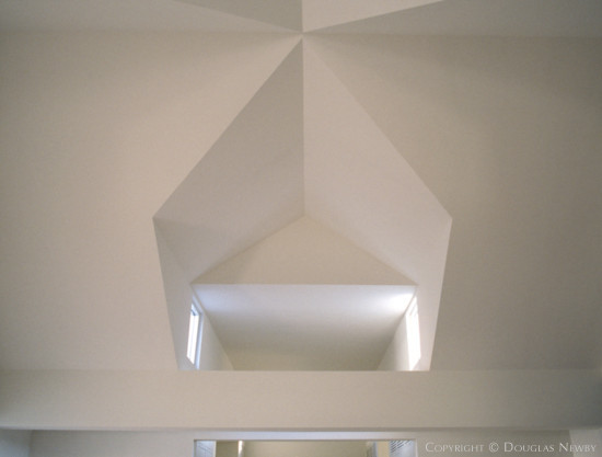 Ceiling Detail in Modern Home