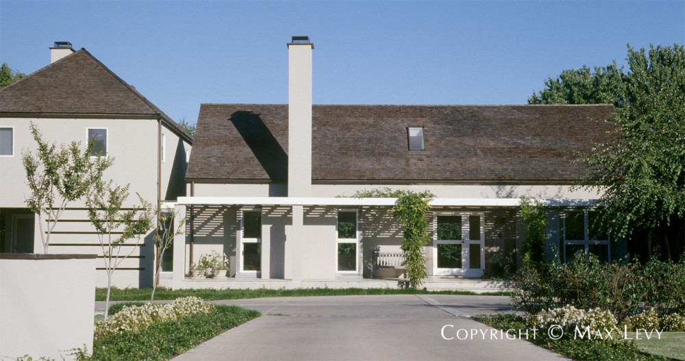 Max Levy Designed Preston Hollow Home