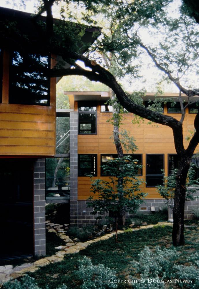 Architect Gary Cunningham Designed Home