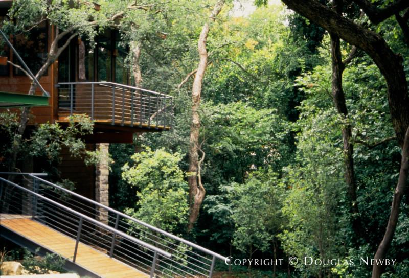 Gary Cunningham Designed Modern Home