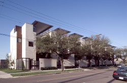 Commerce Street Townhomes, Dallas, Texas