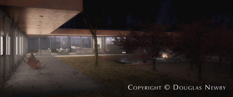 Modern Texas Lake Home