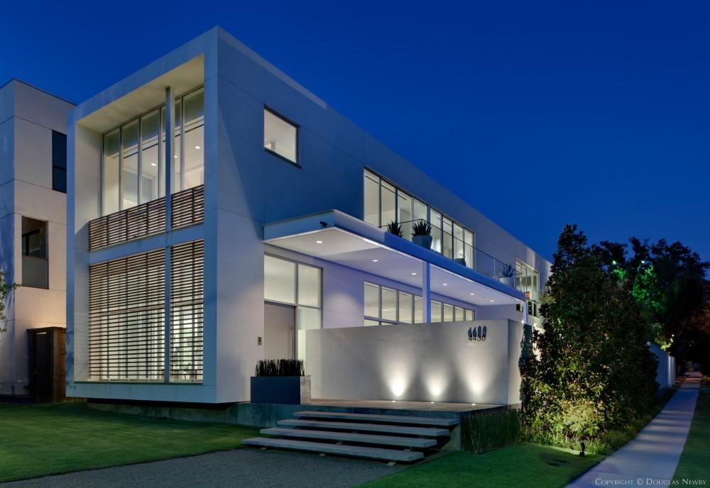 Lionel Morrison Designed Home in Turtle Creek