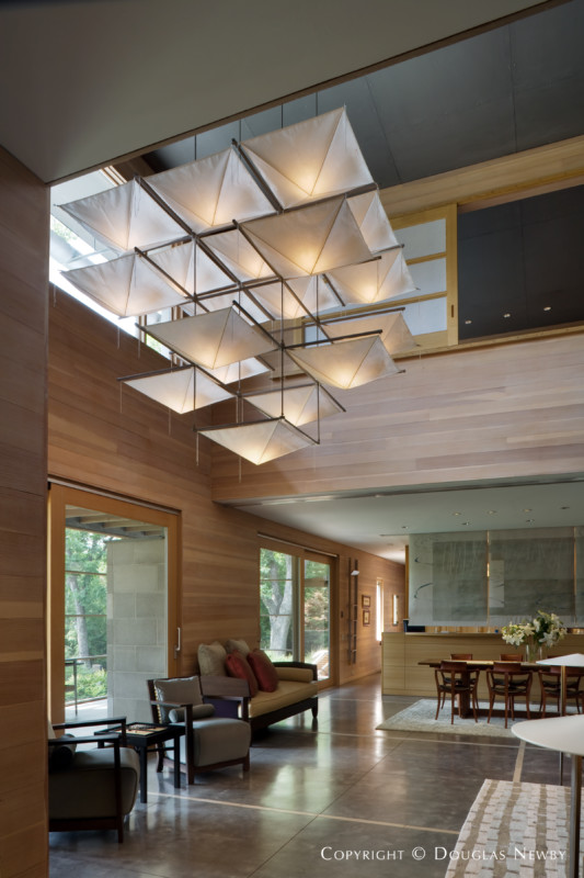 Architect Max Levy Designed Home in Bluffview Area